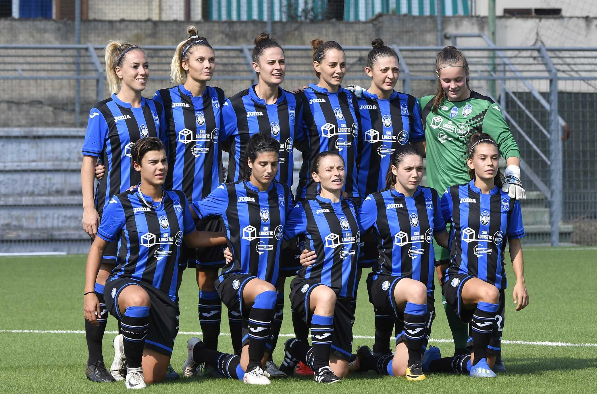 Atalanta Mozzanica verde: è la squadra più giovane della Serie A Femminile