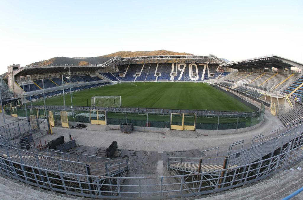 A Bergamo per vincere la prima in casa