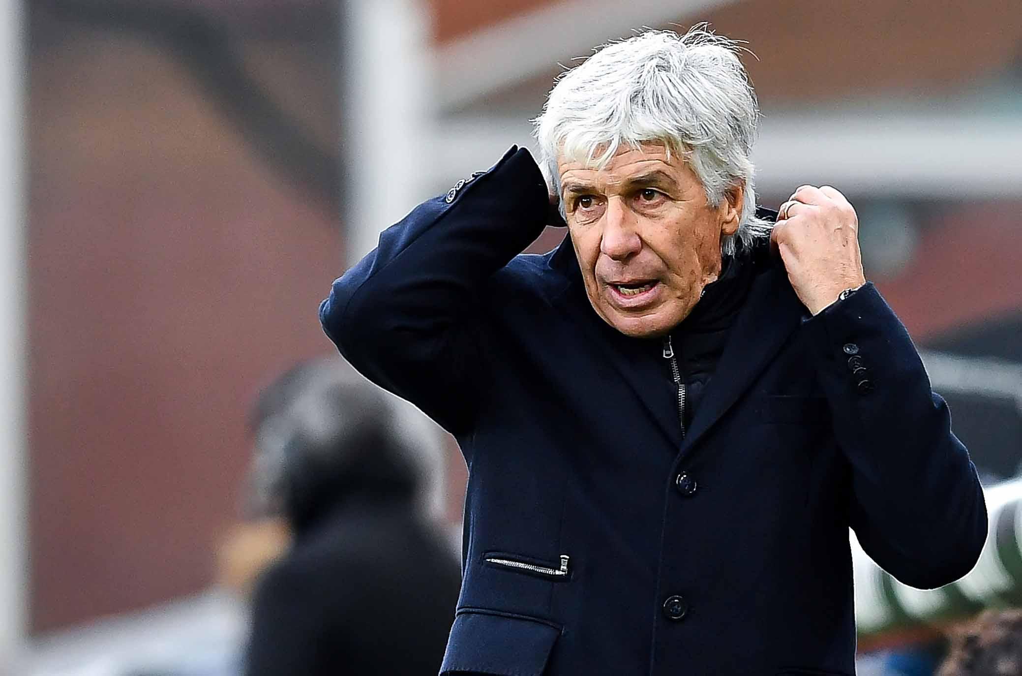 Lautaro-Toloi, contatto da rigore in Inter Atalanta