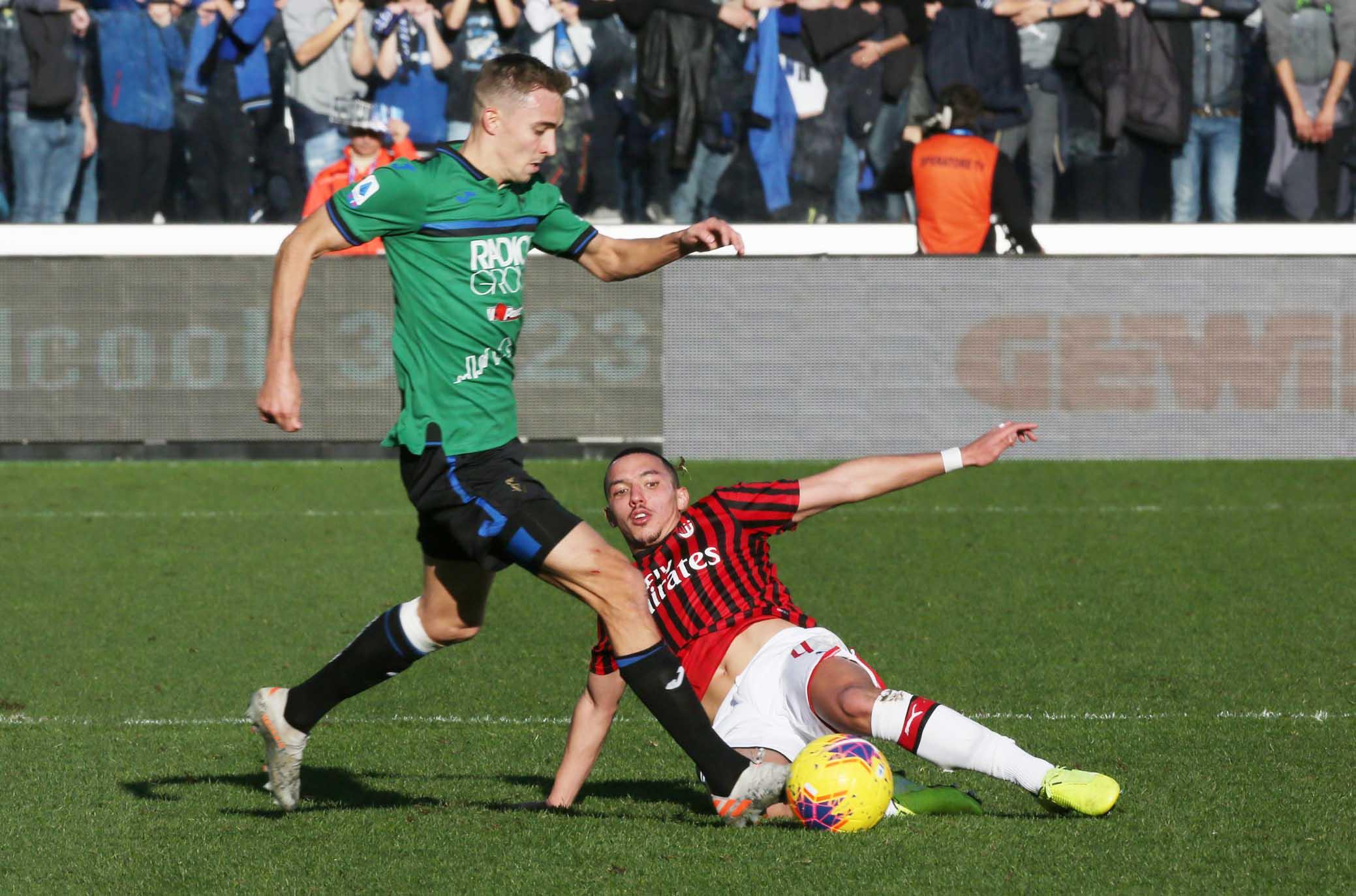 SERIE A, Che disfatta il Torino: l'Atalanta vince 0-7