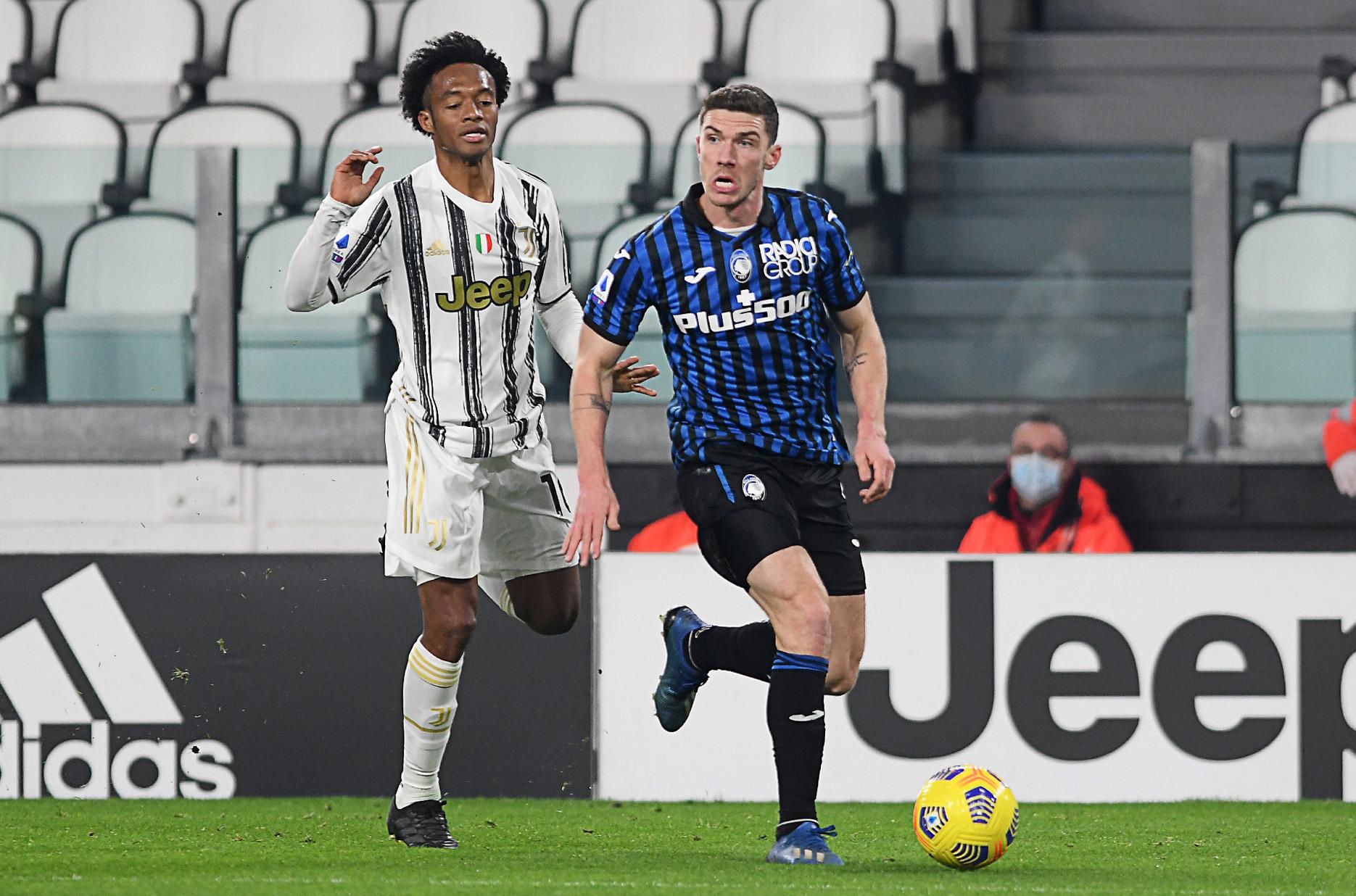 Atalanta-Juventus, nuova tegola per Pirlo | Infortunio e cambio: le condizioni
