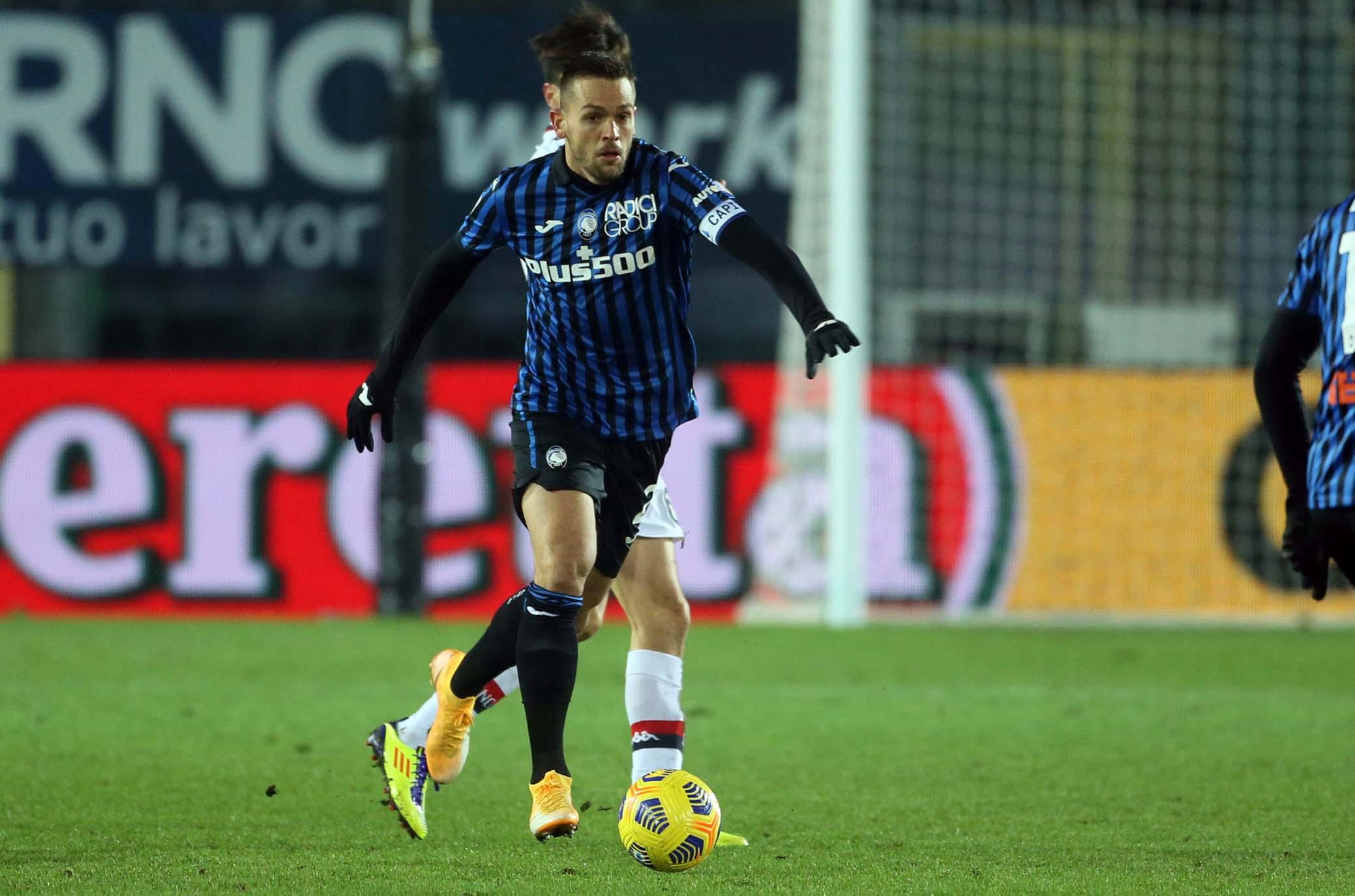 Per Toloi sono 200 partite con la maglia dell'Atalanta - Calcio ...
