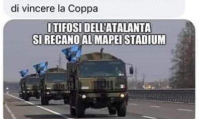 post tagliato atalanta covidioti daniele belotti
