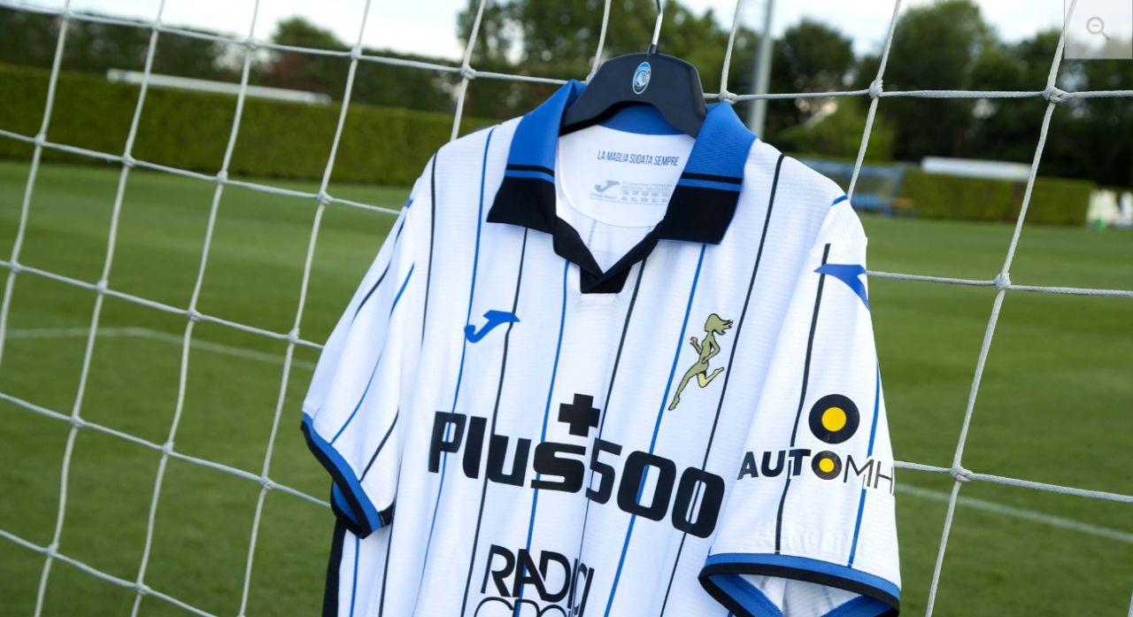 maglia atalanta 2 - Calcio Atalanta