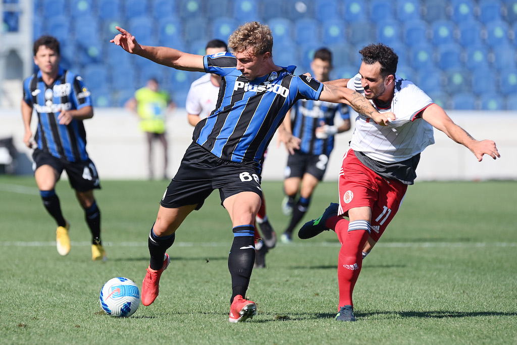 Towards Udinese; Lovato is an obligatory choice